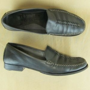 Cole Haan US 10.5 AA Woman Moccasin Loafers Woven